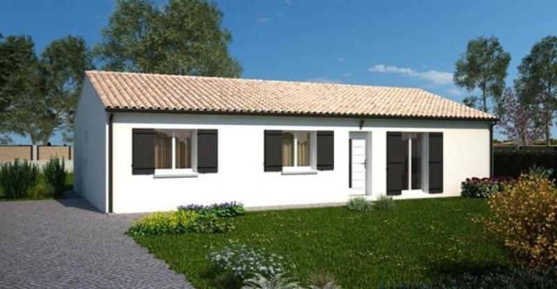 Maison  5 pièces + Terrain 750 m² Chasseneuil-du-Poitou par maisons PRIMEA