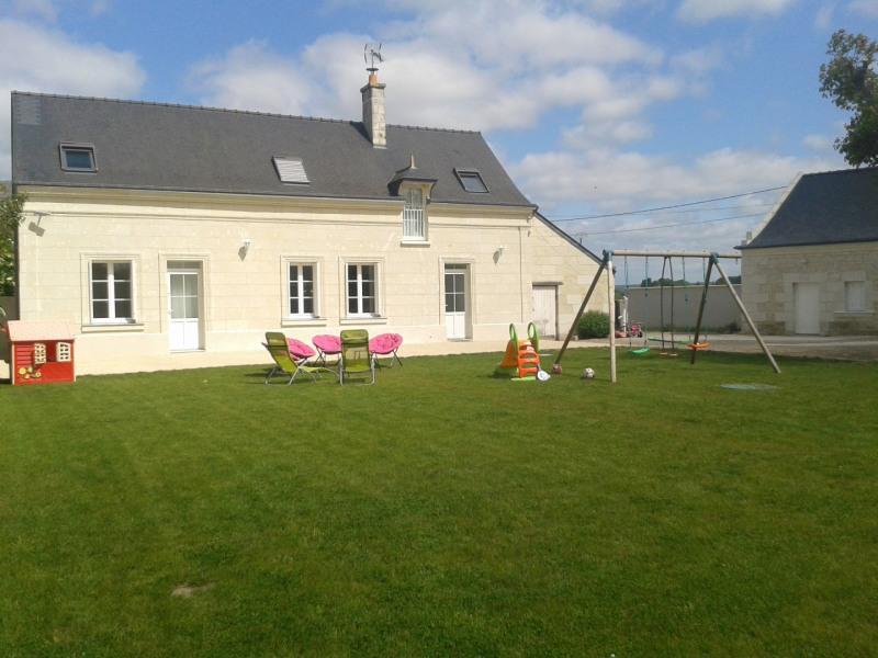 Location vacances La Chapelle-sur-Loire -  Maison - 14 personnes - Barbecue - Photo N° 1