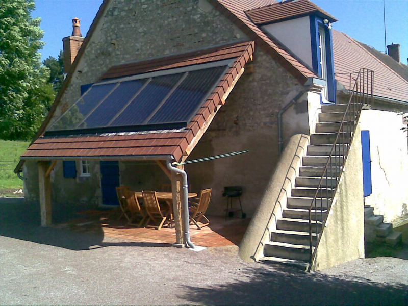 Holiday rentals Bransat - House - 4 persons - BBQ - Photo N° 1