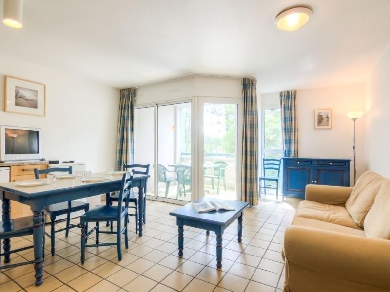 Location vacances Lacanau -  Appartement - 4 personnes - Jardin - Photo N° 1