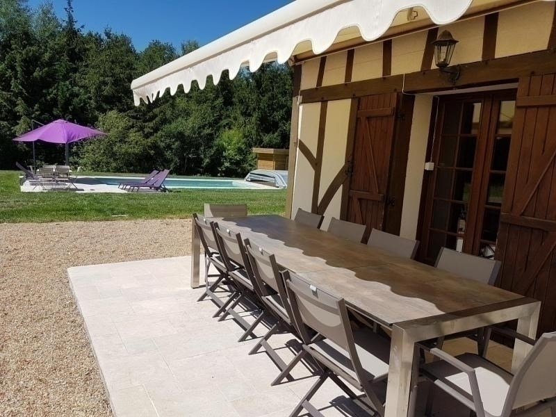 Location vacances Fontaines-en-Sologne -  Maison - 11 personnes - Barbecue - Photo N° 1
