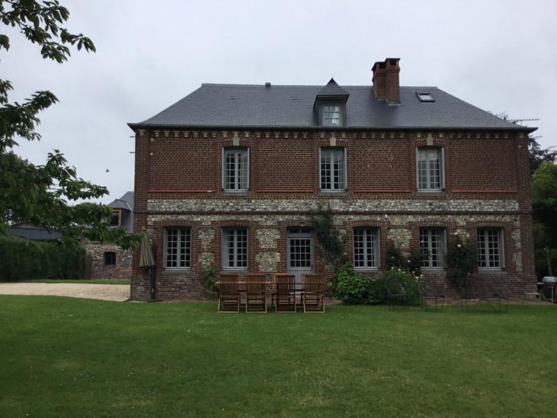 Location vacances Le Bourg-Dun -  Gite - 20 personnes - Barbecue - Photo N° 1