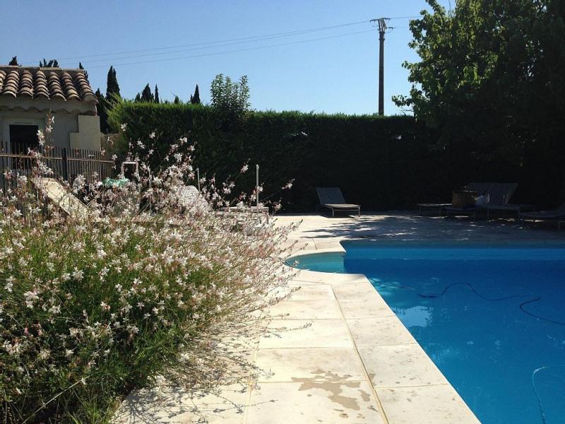 piscine cloturé et sécurisé