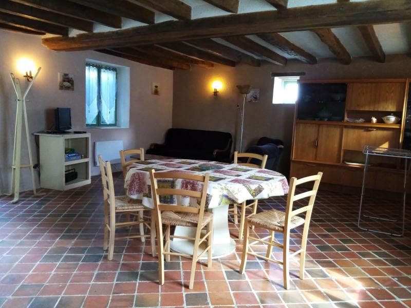 Location vacances Pontigné -  Gite - 4 personnes - Barbecue - Photo N° 1