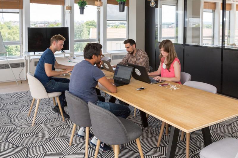 Location Coworking - Bureau privé Puteaux