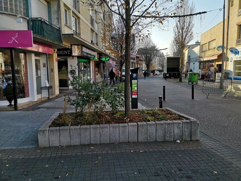 Location Boutique Aulnay-sous-Bois