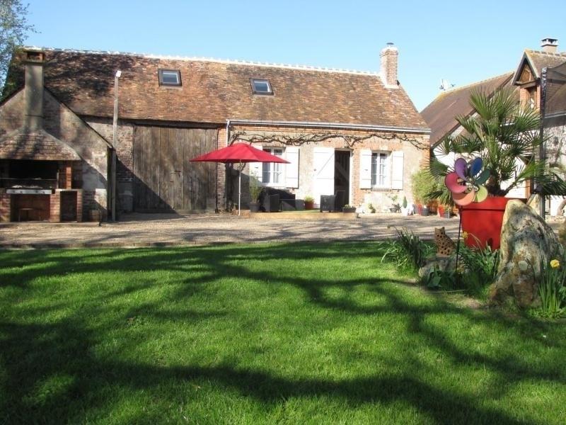 Location vacances Saint-Nicolas-des-Motets -  Maison - 4 personnes - Barbecue - Photo N° 1