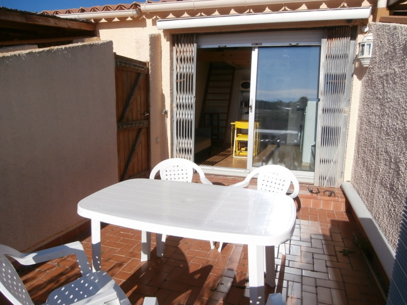 Holiday rentals Le Barcarès - Apartment - 4 persons - Washing machine - Photo N° 1
