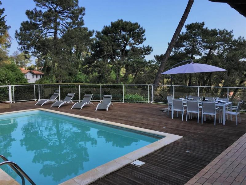 Villa avec piscine chauffée à Hossegor