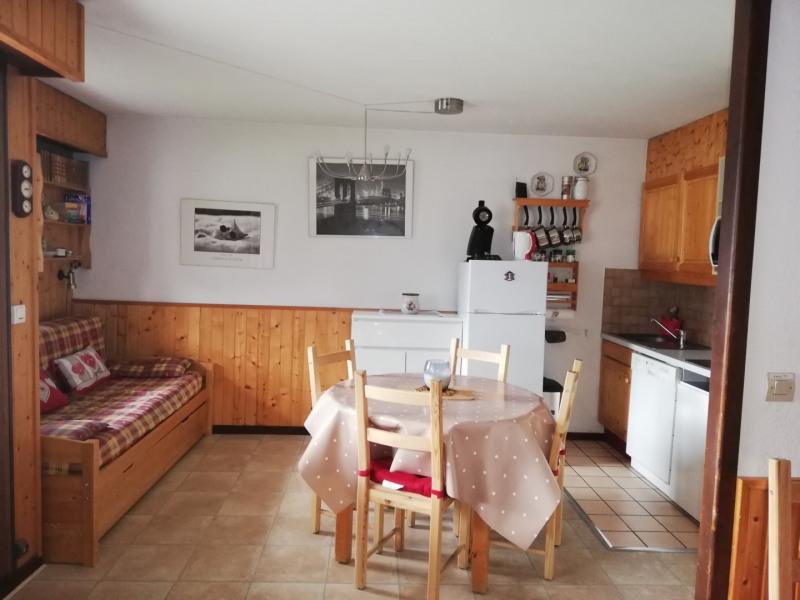 Alquileres de vacaciones Samoëns - Apartamento - 6 personas - Jardín - Foto N° 1