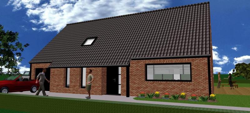 Maison  5 pièces + Terrain 780 m² Faumont par Maison Familiale - Lille