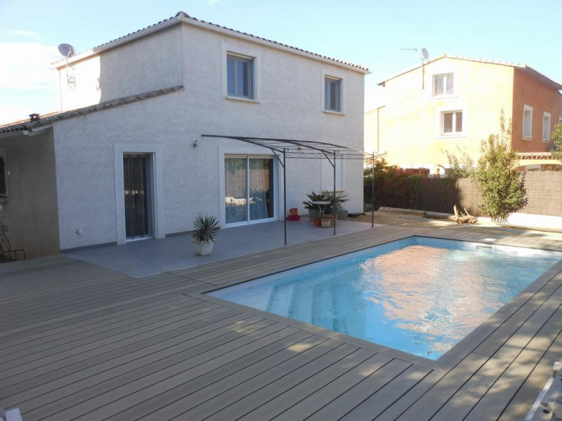 Holiday rentals Saint-Christol - House - 8 persons - BBQ - Photo N° 1