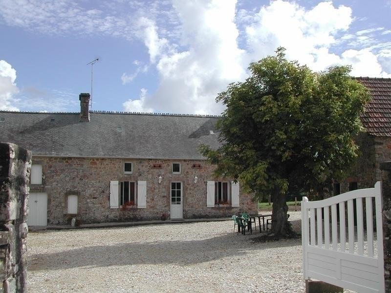 Location vacances Saint-Martin-le-Gréard -  Maison - 6 personnes - Barbecue - Photo N° 1