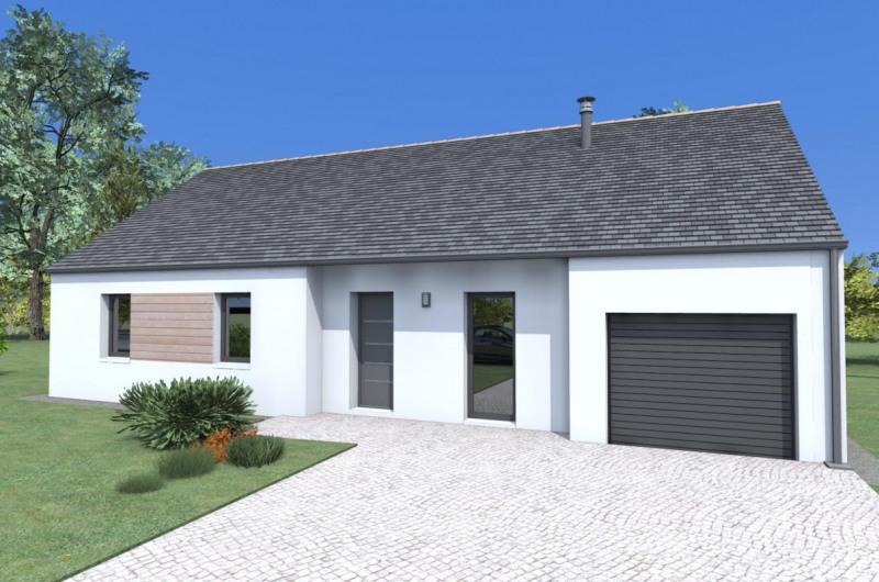 Maison  6 pièces + Terrain 400 m² Ligné par ALLIANCE CONSTRUCTION ANCENIS