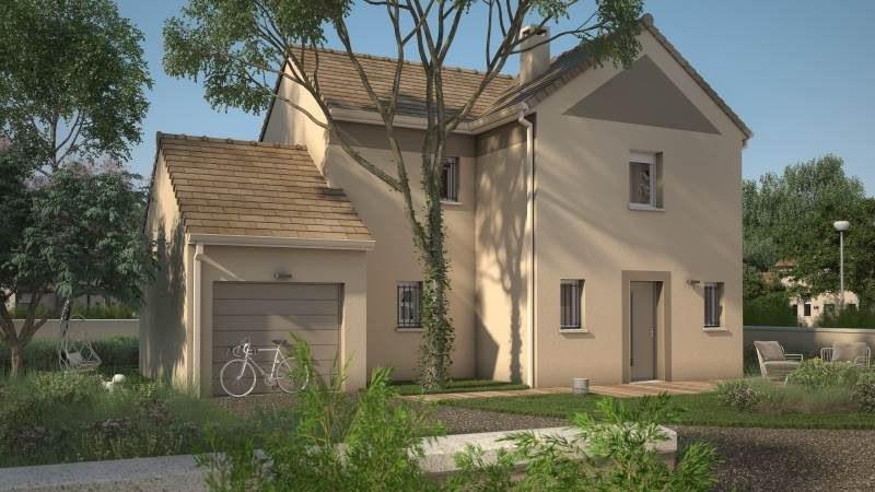Maison  5 pièces + Terrain 741 m² Dourdan par MAISONS FRANCE CONFORT