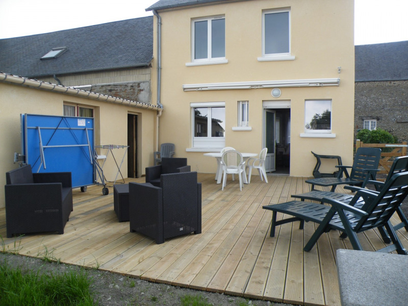Location vacances Courtils -  Appartement - 6 personnes - Barbecue - Photo N° 1