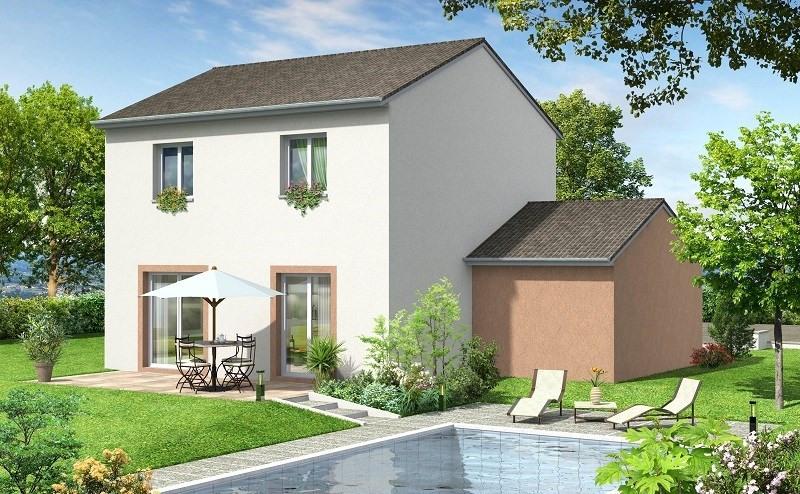 Maison  4 pièces + Terrain 324 m² Genas par COMPAGNIE DE CONSTRUCTION