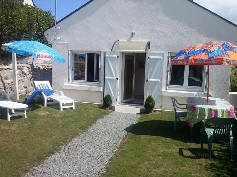 Location vacances Perros-Guirec -  Maison - 2 personnes - Barbecue - Photo N° 1