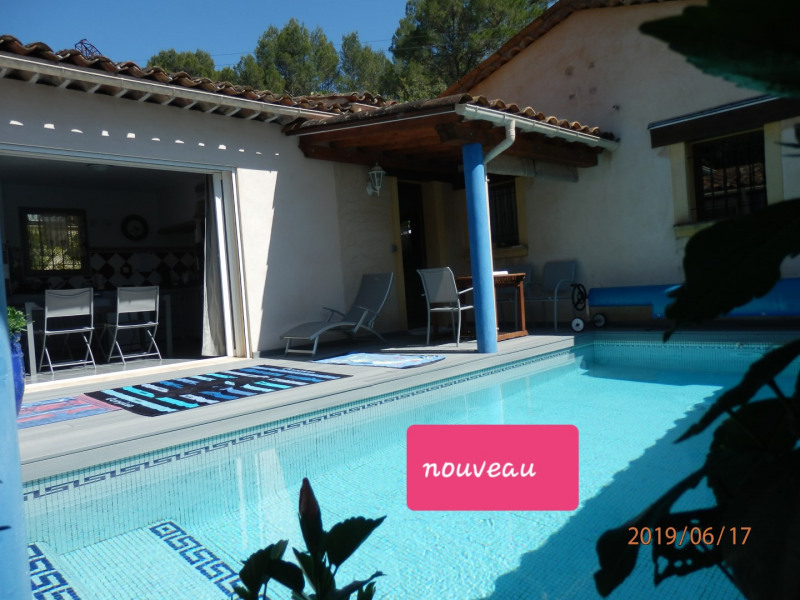 Holiday rentals Draguignan - House - 8 persons - BBQ - Photo N° 1