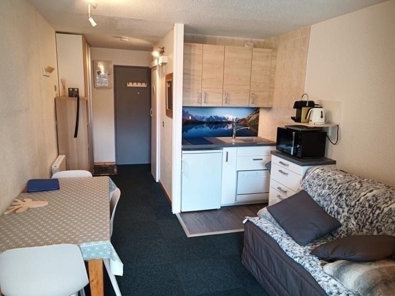 Location vacances Les Deux Alpes -  Appartement - 3 personnes - Télévision - Photo N° 1