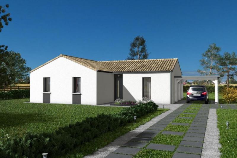 Maison  4 pièces + Terrain 515 m² Andrezé par maisons PRIMEA