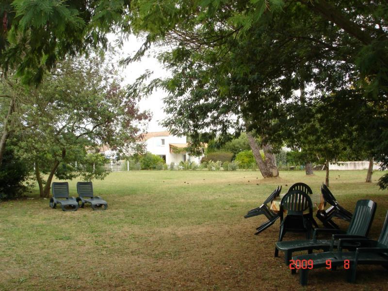 parc cloturé