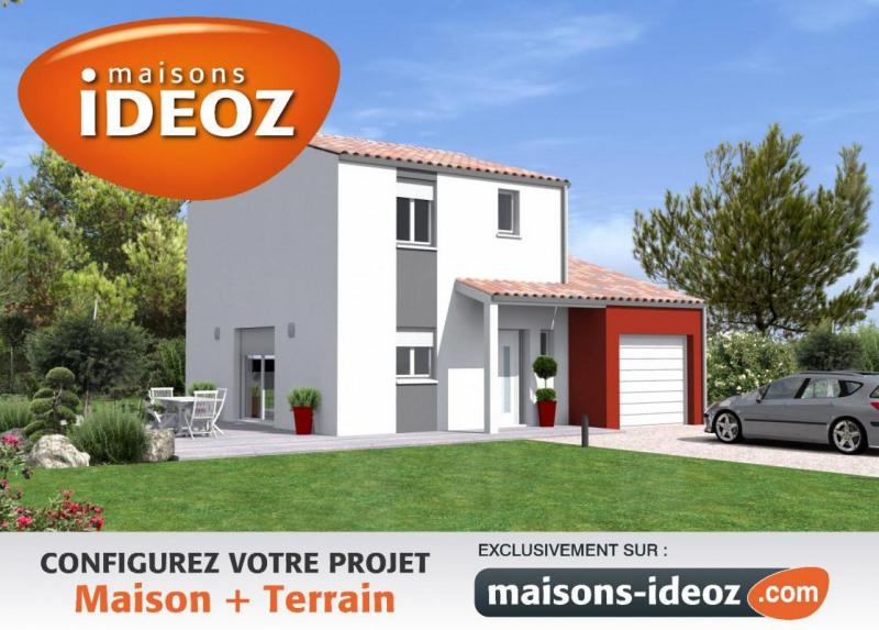 Maison  5 pièces + Terrain 660 m² Moreilles par MAISONS IDEOZ