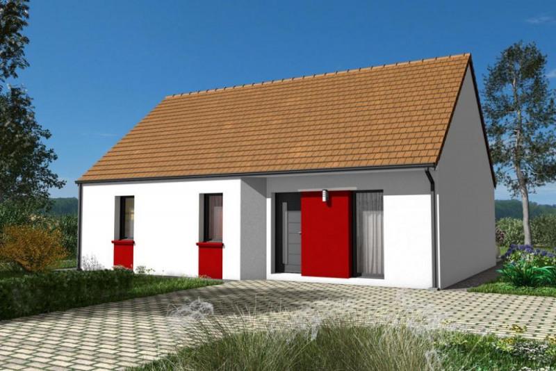 Maison  4 pièces + Terrain 600 m² Veigné par Maisons Primea