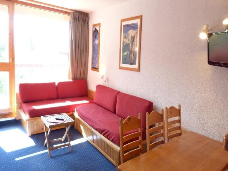 Appartement 2 pièces 6 personnes à Arc 1800 proche des pistes, des commerces, de la garderie et de l'ESF dans le quar...