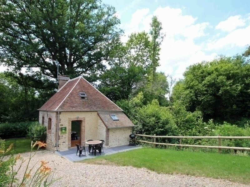 Location vacances Marchainville -  Maison - 2 personnes - Barbecue - Photo N° 1