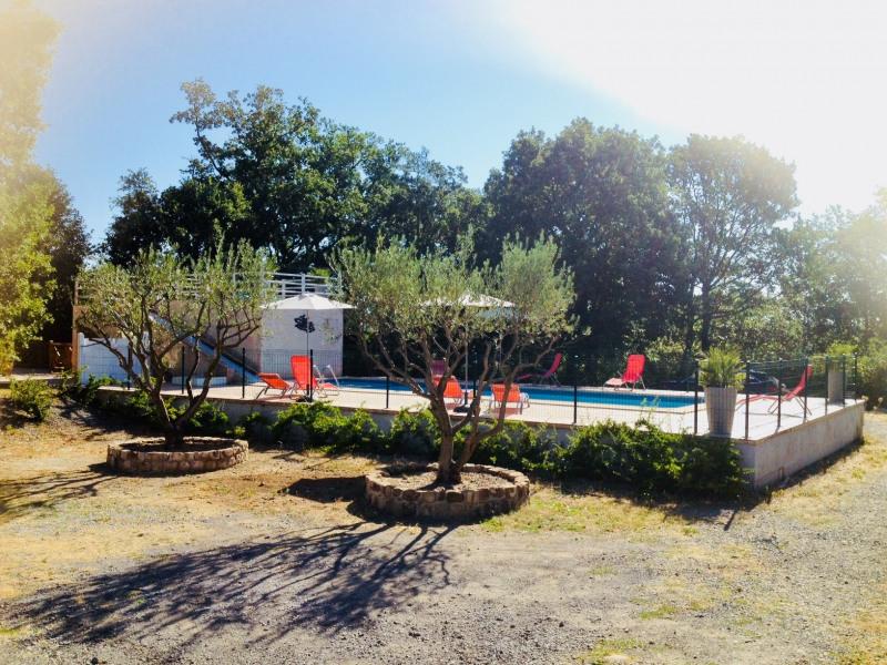 Location vacances Lablachère -  Gite - 4 personnes - Barbecue - Photo N° 1