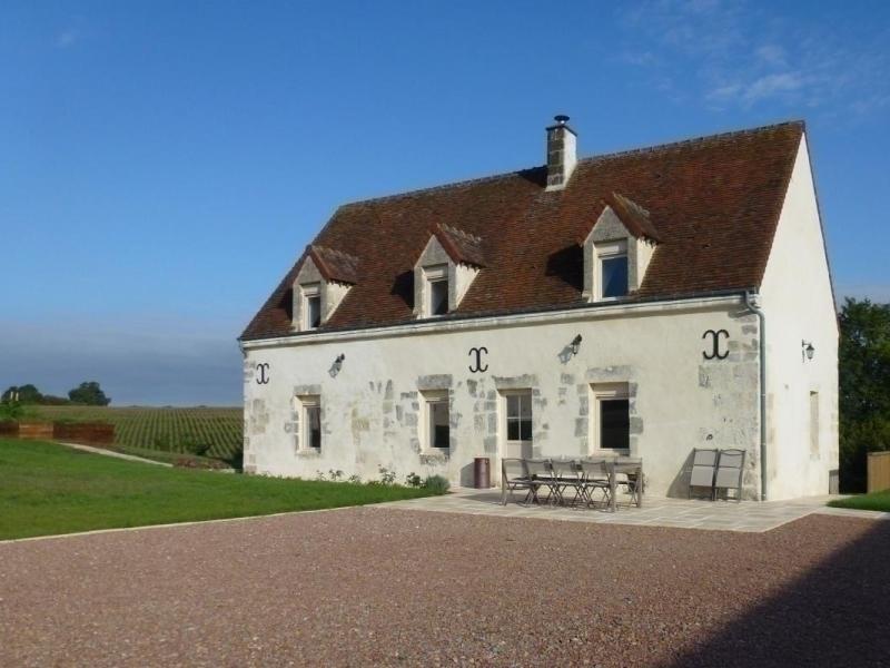 Location vacances Mauves-sur-Huisne -  Maison - 12 personnes - Barbecue - Photo N° 1