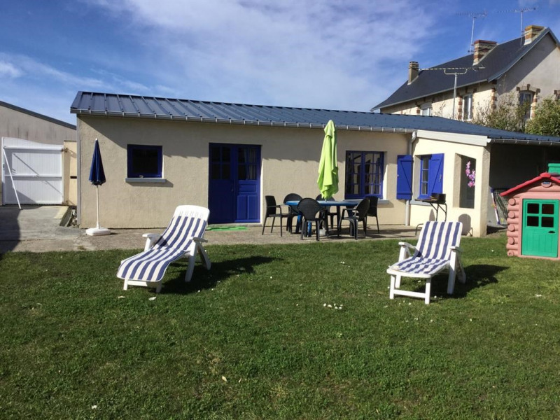 Holiday rentals Agon-Coutainville - House - 4 persons - BBQ - Photo N° 1