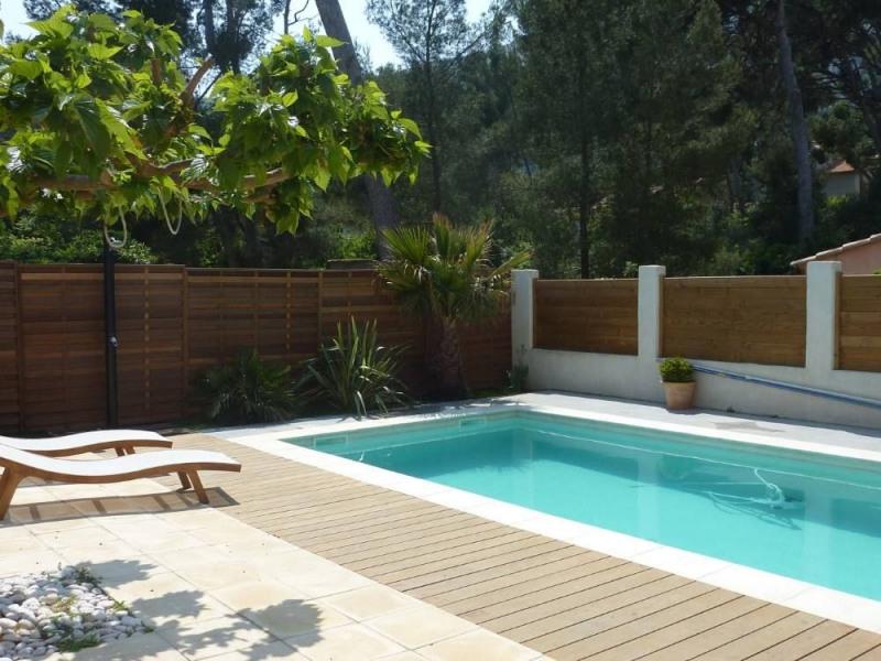 Maison avec piscine au coeur des Calanques
