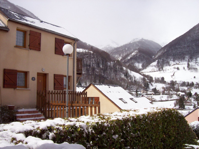 Holiday rentals Cauterets - House - 5 persons - BBQ - Photo N° 1