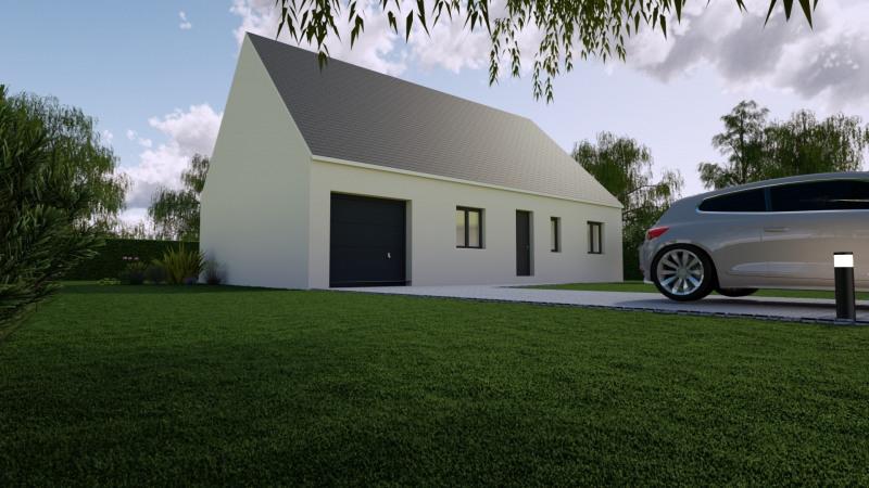 Maison  4 pièces + Terrain 600 m² Saffré par Mon Courtier Maison