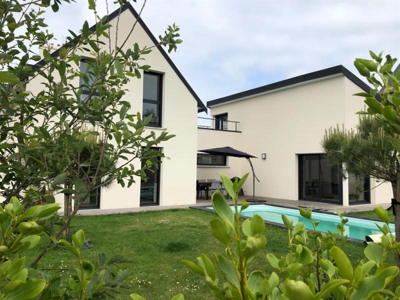 Maison pour 9 pers. avec piscine privée, Crozon