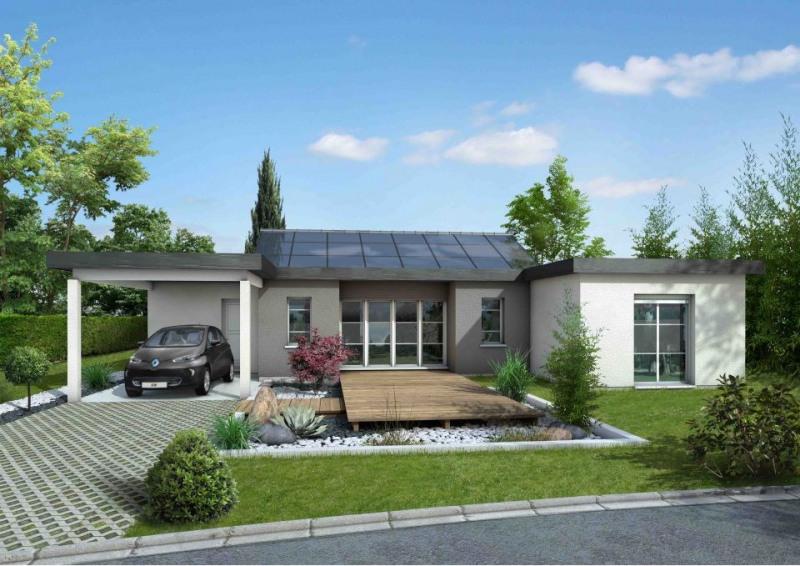 Maison  4 pièces + Terrain 2700 m² Casteljaloux par MAISONS M.C.A. SAINTE BAZEILLE