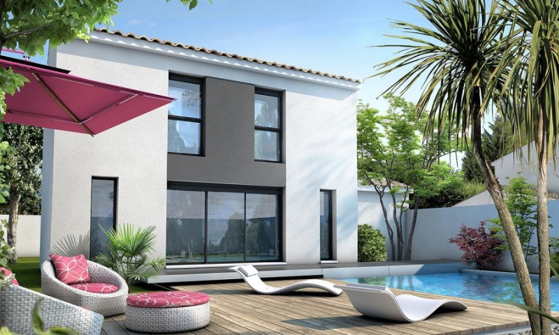 Maison  4 pièces + Terrain 303 m² Bellegarde par ZIGLIANI BATISSEUR - AGENCE DE NIMES
