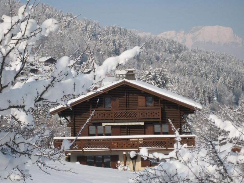 Location vacances Saint-Gervais-les-Bains -  Maison - 10 personnes - Jardin - Photo N° 1