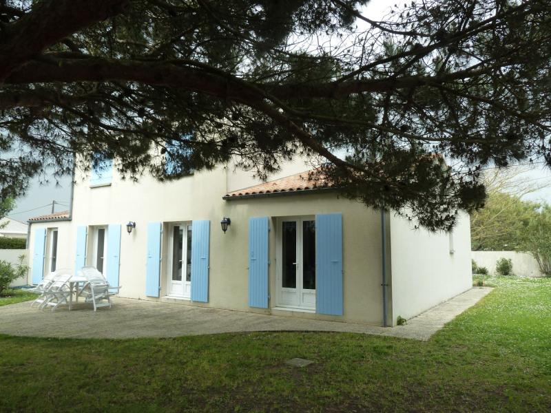 Ferienwohnungen Dolus-d'Oléron - Haus - 4 Personen - Grill - Foto Nr. 1