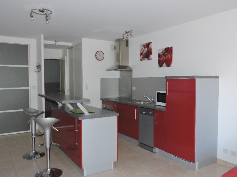 Location vacances Agon-Coutainville -  Appartement - 4 personnes - Salon de jardin - Photo N° 1