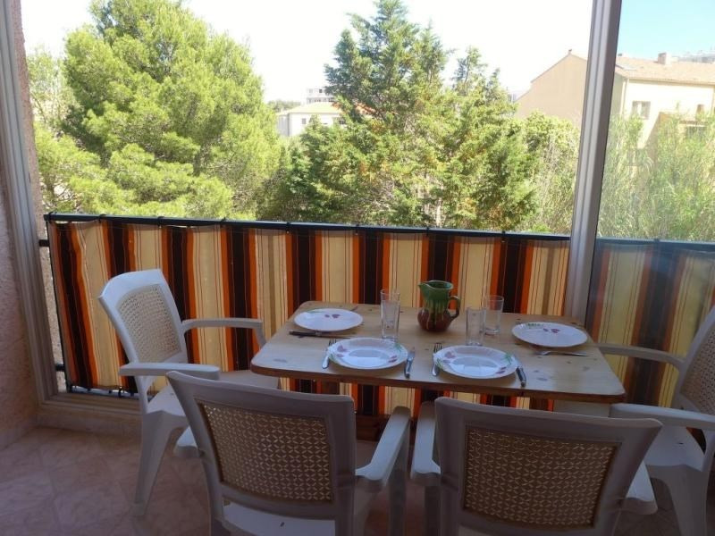 Location vacances Hyères -  Appartement - 6 personnes - Barbecue - Photo N° 1