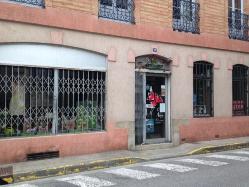 Location Local commercial Limoux