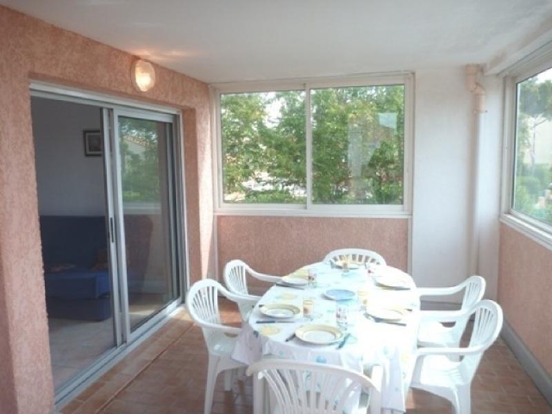 Location vacances Marseillan -  Appartement - 7 personnes - Télévision - Photo N° 1