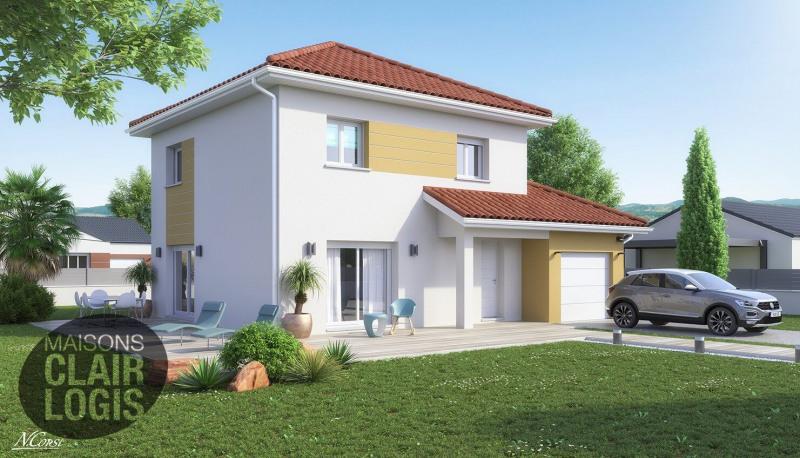 Maison  4 pièces + Terrain 500 m² Bressols par MAISONS CLAIR LOGIS MONTAUBAN