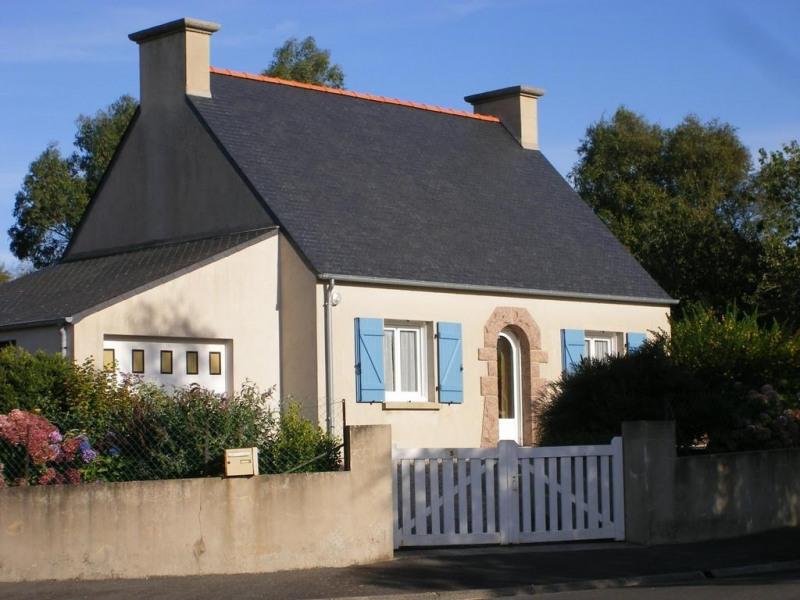 Maison pour 5 pers. avec parking privé, Trébeurden