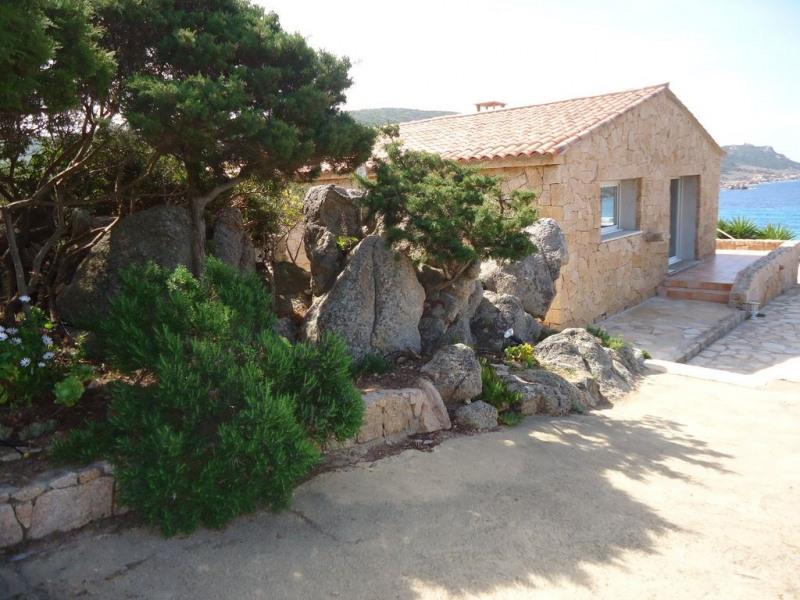 Maison de charme au bord de la mer avec piscine chauffée