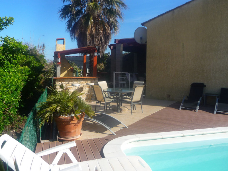 Location vacances Frontignan -  Maison - 7 personnes - Barbecue - Photo N° 1