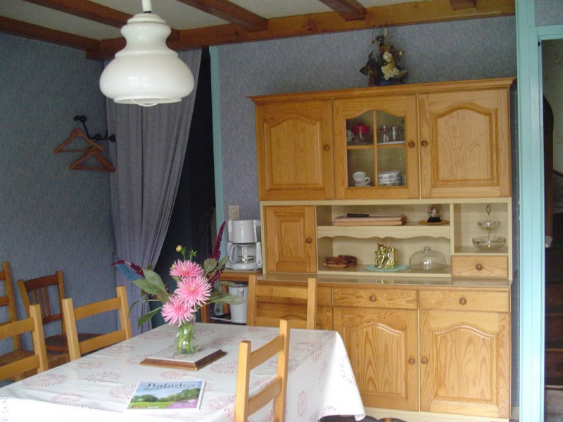 Location vacances Granges-sur-Vologne -  Appartement - 6 personnes - Barbecue - Photo N° 1